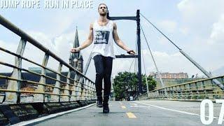 Jump Rope Beginner Basics: HIIT Workout