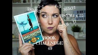 Analfabetka, která uměla počítat | BOOK CHALLENGE 49
