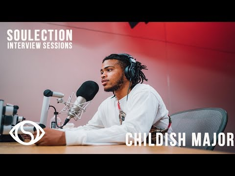 Childish Major joins Soulection Radio to speak on his new music, future collaborations and more...