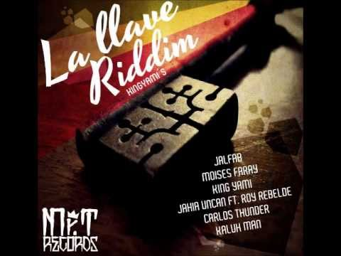 Buscala - King Yami LA LLAVE RIDDIM MR T RECORD BRAND NEW MARCH 2013