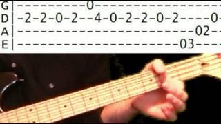 Bass Guitar Lesson Black Sabbath NIB Wah Tabs