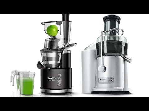 Best 10 Masticating Juicer Extractor For 2020 | Top Rated Masticating Juicer Extractor
