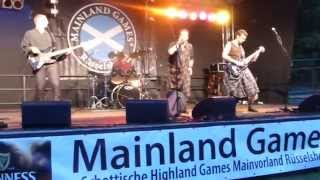 An Cat Dubh - Black `47 - Mainland Games 2015