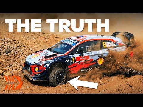 The Truth Behind WRC Rally Turkey's Tire Drama