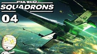 Ein Legendärer Pilot?! - Star Wars Squadrons #4 - 100% deutsch Let's Play Gameplay