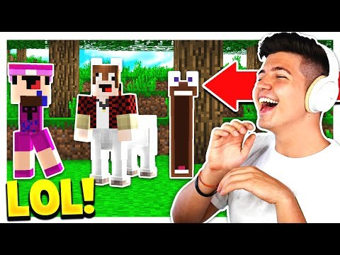TRY NOT TO LAUGH MINECRAFT CHALLENGE! *INSANELY HARD*