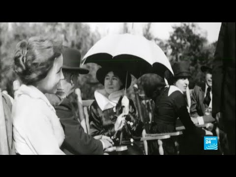 Re-writing film history: first female director, Alice Guy Blaché