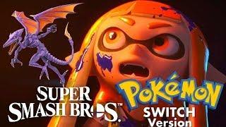Massive Rumor: Ridley   Ice Climbers  Simon Belmont Coming To Smash Switch    Pokemon Switch Kanto