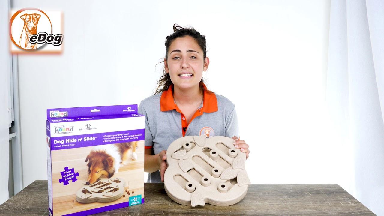 Nina Ottosson Dog Hide N Slide Puzzle