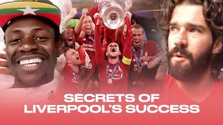 Liverpool Stars Sadio Mane, Alisson and Divock Origi Reveal Secrets of Team's Culture and Success