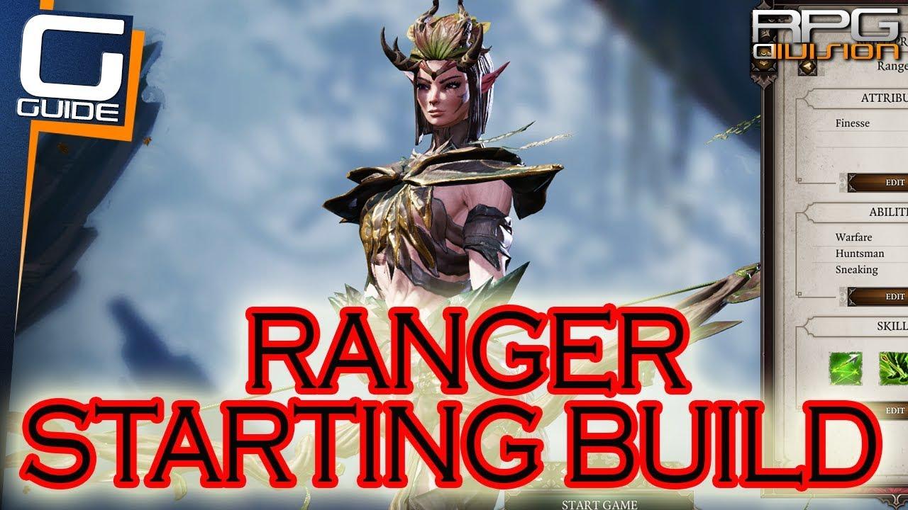 Ranger Divinity Original Sin  Build