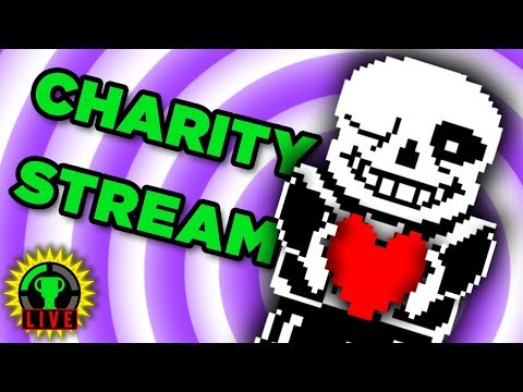 GTLive: UNDERTALE Charity Stream for Hurricane Relief! - All Proceeds Go to The Red Cross and The Hurricane Harvey Relief Fund! Links Below: