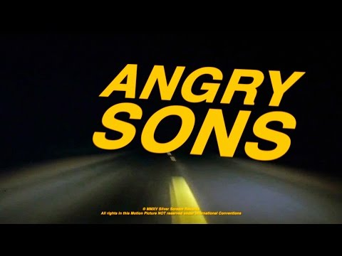 Sterling Fox and Samantha Ronson - Angry Sons (Official Music Video)