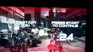 Game | Playing Terminator Salvation Arcade Part 2 | Playing Terminator Salvation Arcade Part 2