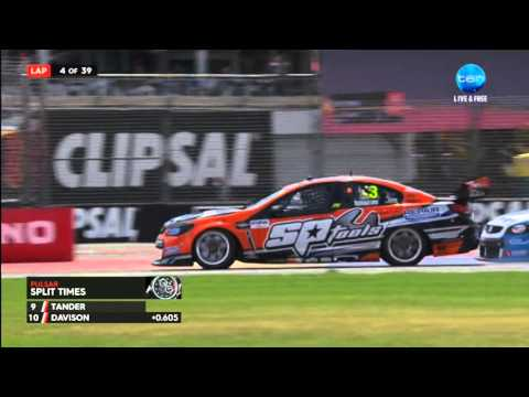 V8 Supercars Clipsal 500 -  Race 1 2016
