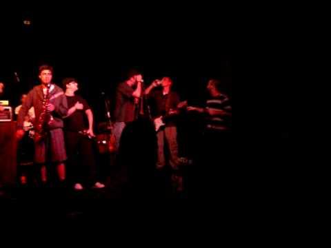 King Hassan Orchestra + Felipe Machado (Firebug) @...