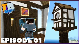 I Live In A BIRD HOUSE! | TrulyBedrock S2E1