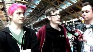 TG2014 Interview: Sodapoppin - DrTruls - Noobwork