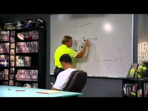 Gruden Teaches Mariota