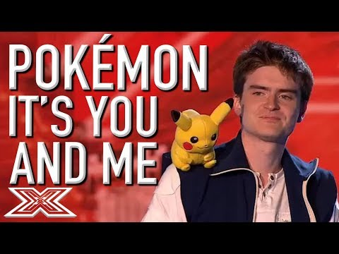 Gaute's Gotta Catch 'Em All - When Pokémon Meets X Factor | X Factor Global