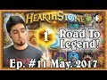 Hearthstone: Jade Rogue (Rank 7) [May '17]