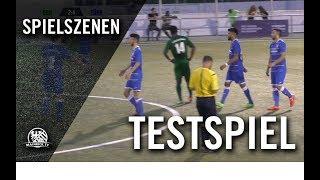Spvgg. 05 Oberrad - Türk Gücü Friedberg (Testspiel)