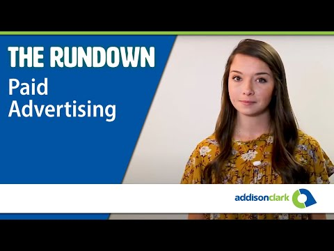 The Rundown: Paid Advertising