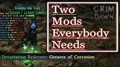 [GRIM DAWN] Two client-side Mods that everybody needs! (Grim Internals & Full Rainbow) Installation