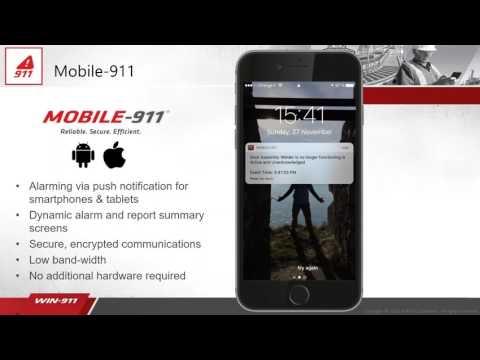 WIN-911 Intelligent Alarming for Rockwell FactoryTalk Alarm & Events