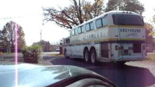GMC Greyhound Scenicruiser PD4501 771 Video 2