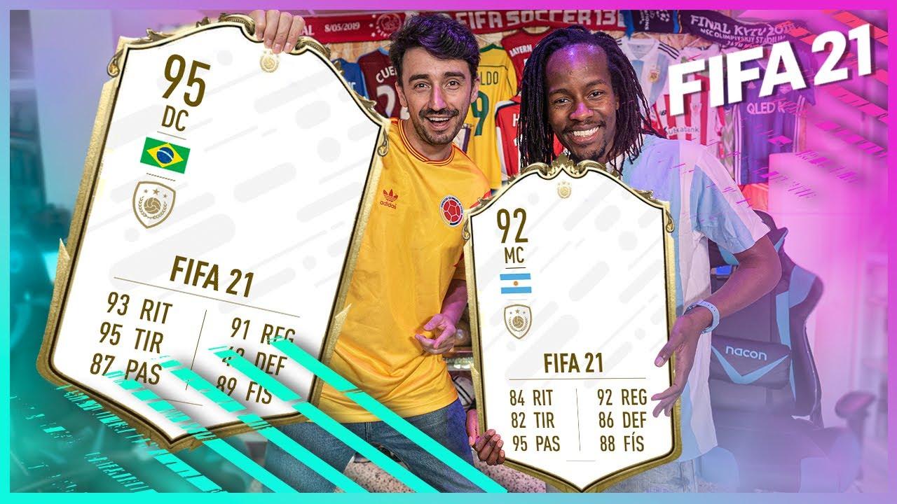 FIFA 21 | ¡NUEVOS ICONOS LATINOAMÉRICA! ¿Quién falta?