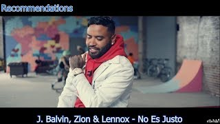TOP 10 LATIN SONGS  (JULY 7, 2018)