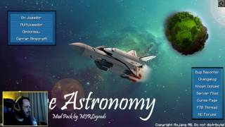 MODS - Minecraft Space Astronomy - Ep.1 - Los 36 grifos del apocalipsis -