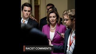 U.S. House votes to condemn Trump's 'racist comments'