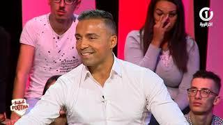 الحارس الدولي السابق بن حمو : كانوا يقولولي  الناس راهي تهرب بالفلوكة وانت جاي تلعب في الجزائر