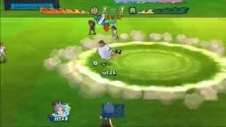 Inazuma Eleven GO Strikers 2013 Ep 53: Vs Zeus (3 STARS)