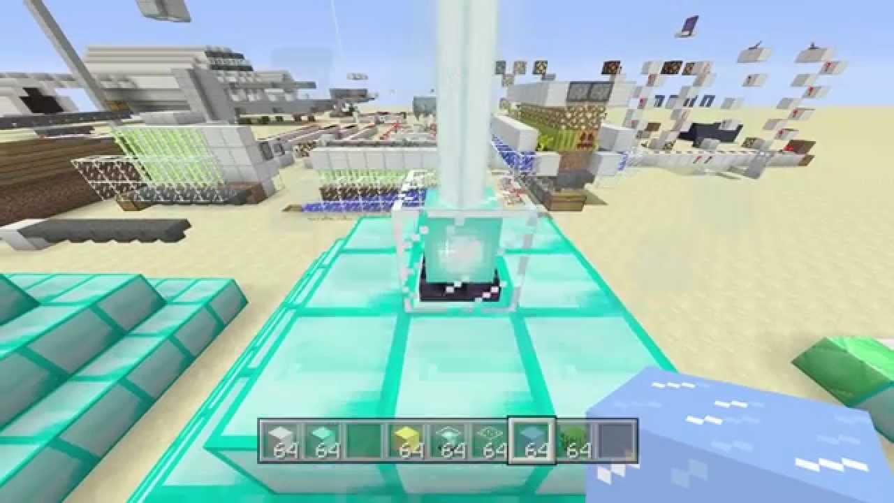 Minecraft Leuchtfeuer