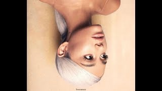 Ariana Grande Sweetener New Album Reveal Release Audio Jimmy Fallon Show MY THOUGHTS REVIEW