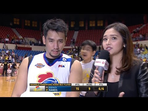 Best Player: Aldrech Ramos | PBA Philippine Cup 2018