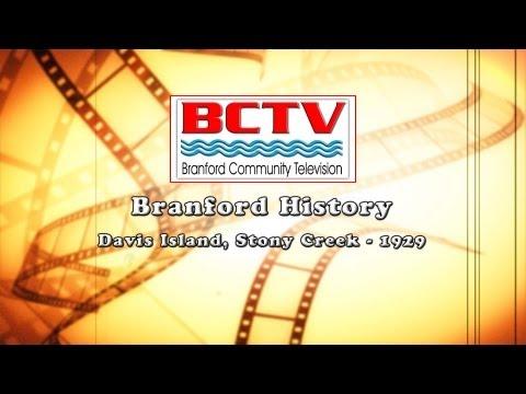 Branford History HD: Davis Island, Stony Creek