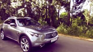 Infiniti QX70S - 3 Days in Paradise Thumbnail