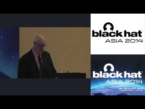 Black Hat Asia 2014 - Keynote by Dr. Steve Crocker