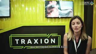 Testimonios Expositores - Traxion - Alejandra Méndez - Directora de Relaciones Institucionales