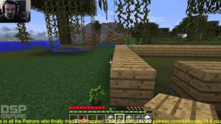 Minecraft 1st Run EVER pt4 - LOST Away From Home!
