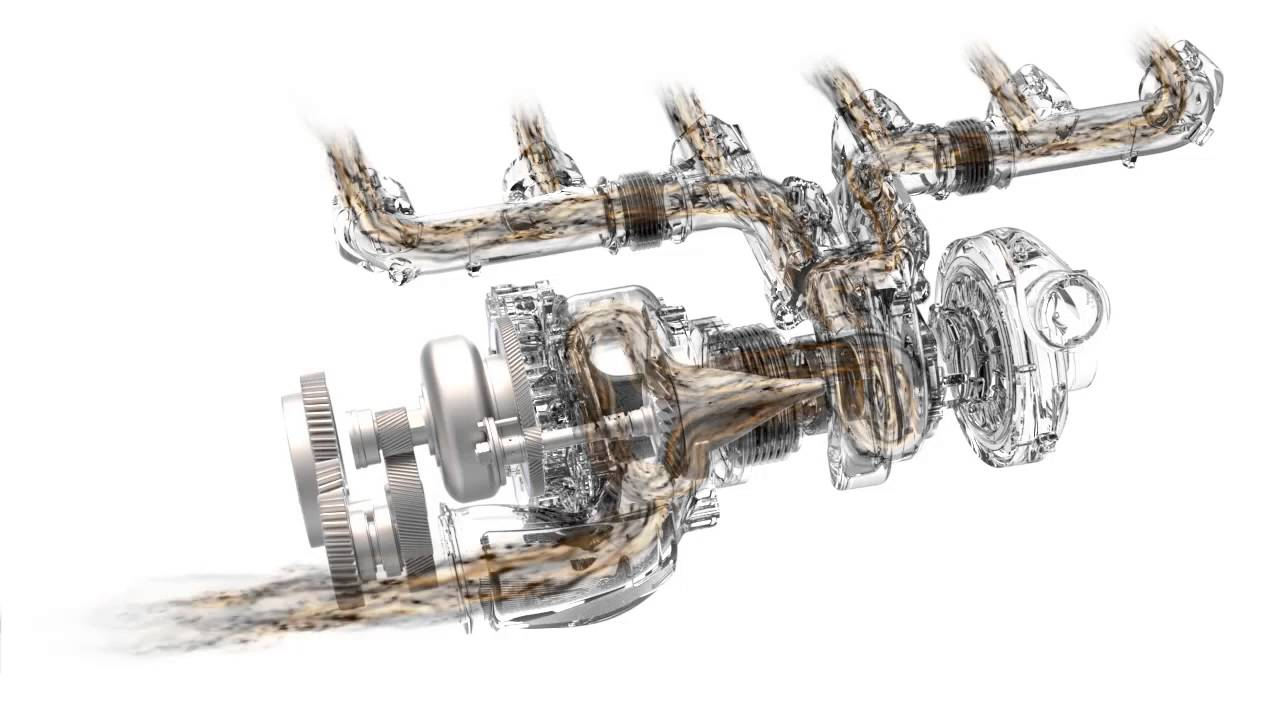 Volvo Trucks D13 Turbo Compound Engine Youtube