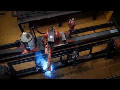 ABB Robotics - Welding transportation equipment
