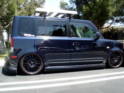 Air Lift Auto Tune   Auto Pilot   Scion XB   YouTube