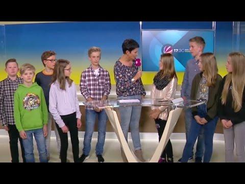 """""""Girls'Day und Boys'Day"""": Nachwuchsreporter bei 17:30 SAT.1 REGIONAL"""