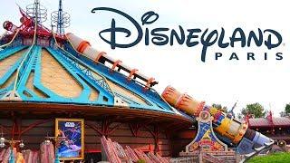 Disneyland Paris Day One Vlog August 2019