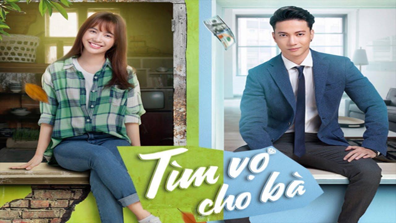 Phim hài tình cảm chiếu rạp- Tìm Vợ Cho Bà Full HD